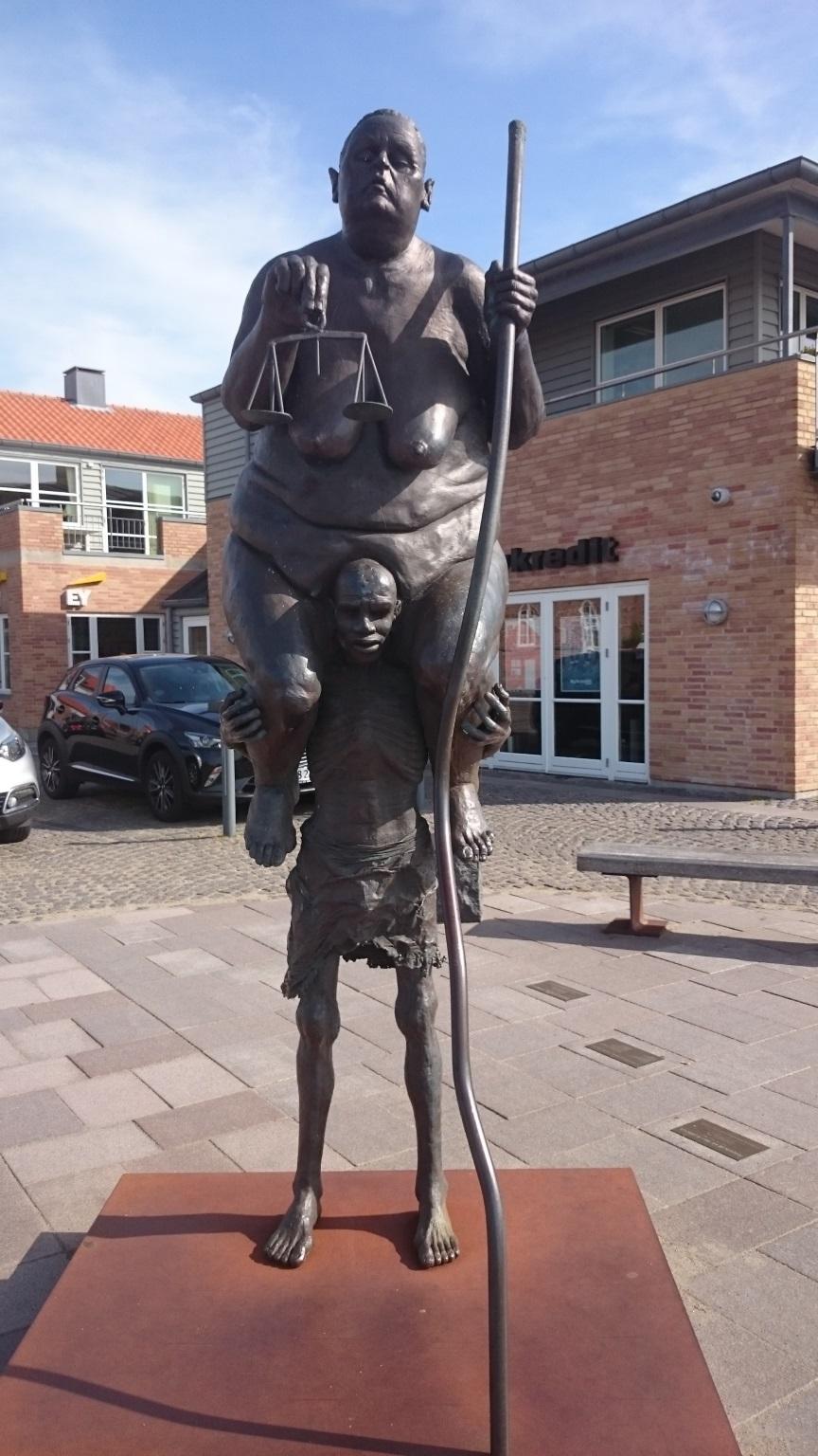 The Survival of the Fattest, Ringkøbing