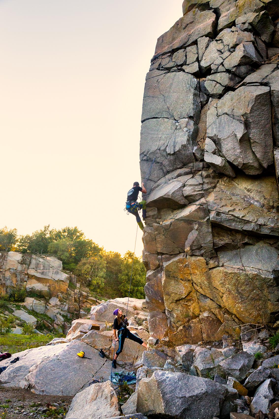 klippeklatring-Destination-Bornholm
